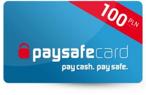 karta paysafecard 100pln